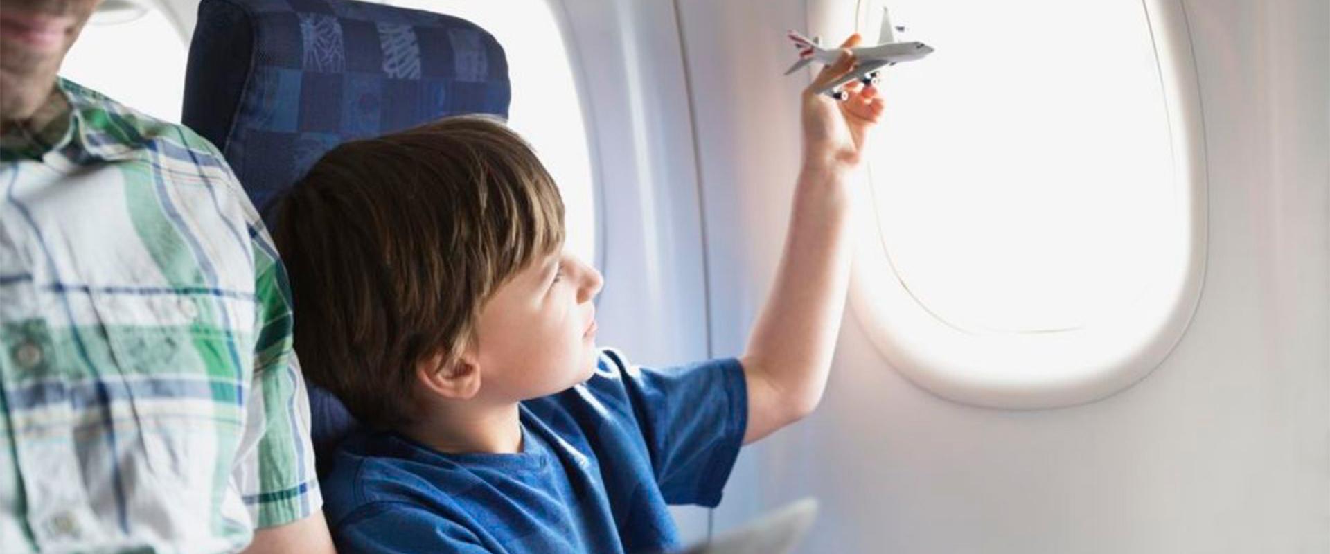 Consejos antes de salir de viaje con niños