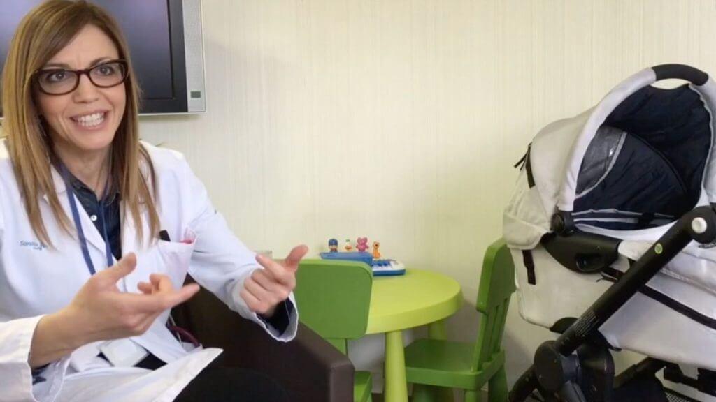 Entrevista con la Pediatra