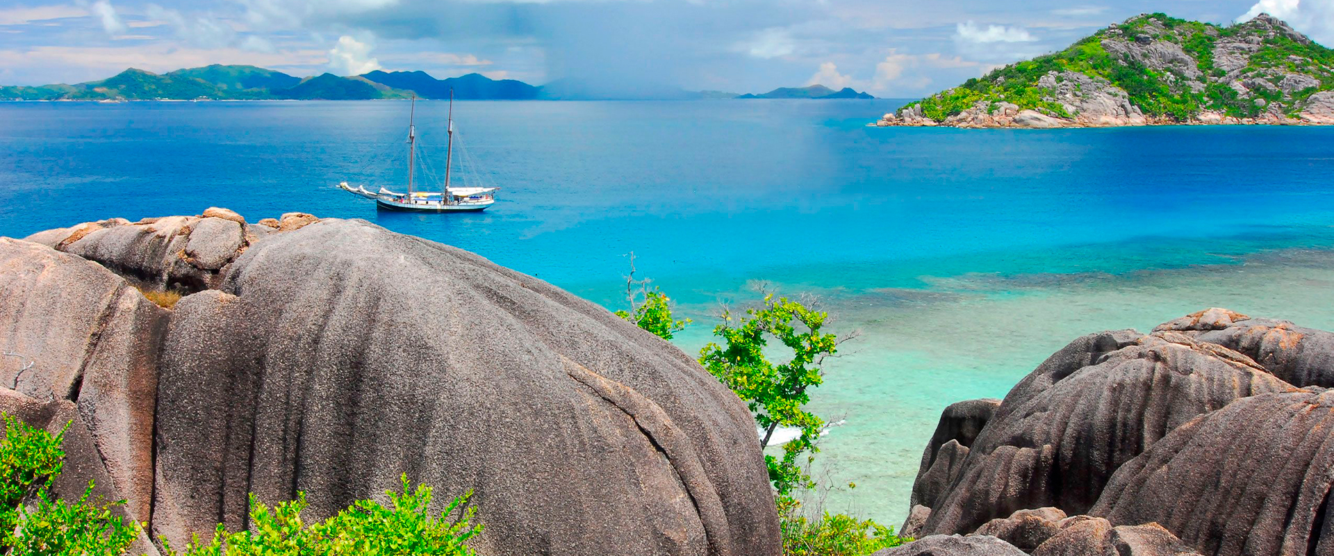 Silhouette Cruises Seychelles