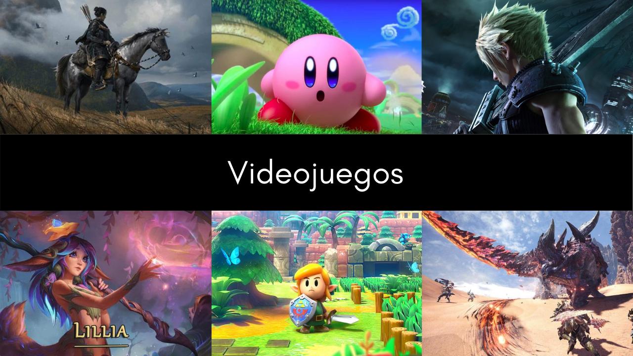 Promo Videojuegos