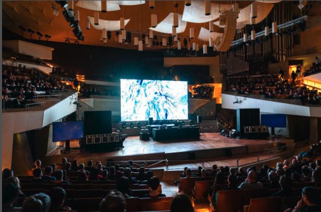 Strom Festival 2020 en la Filarmónica de Berlín