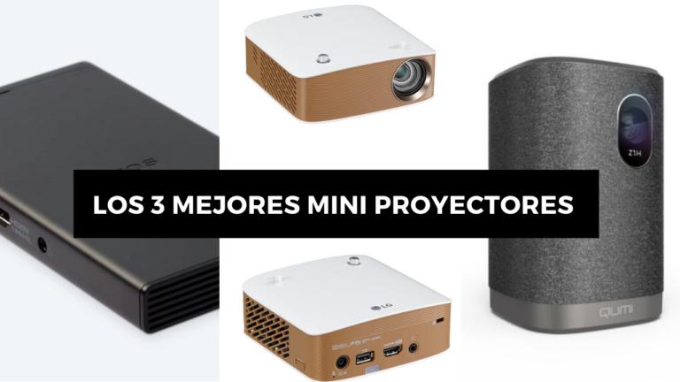 LosLos 3 Mejores Mini Proyectores del 2020