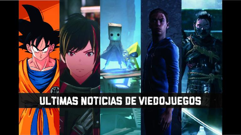 Videojuegos | Noticias recientes