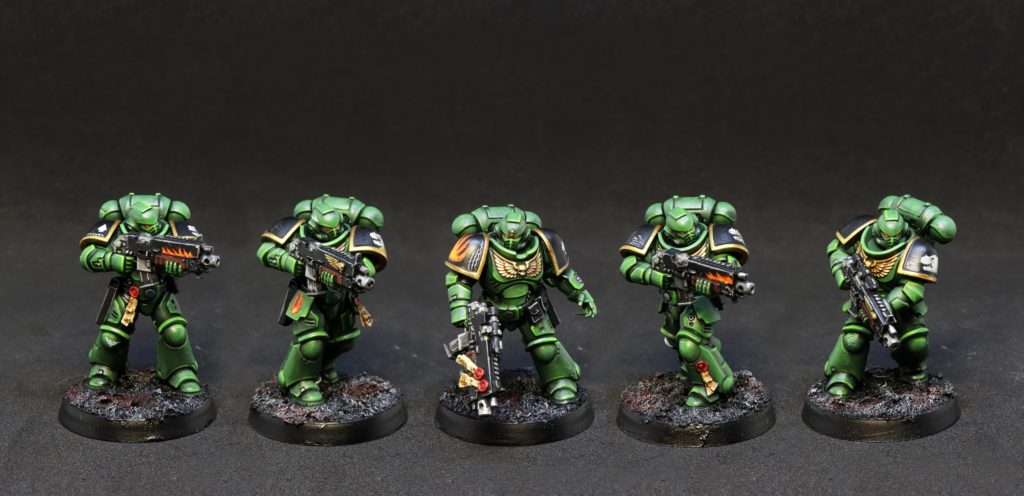 Salamander Intercessors