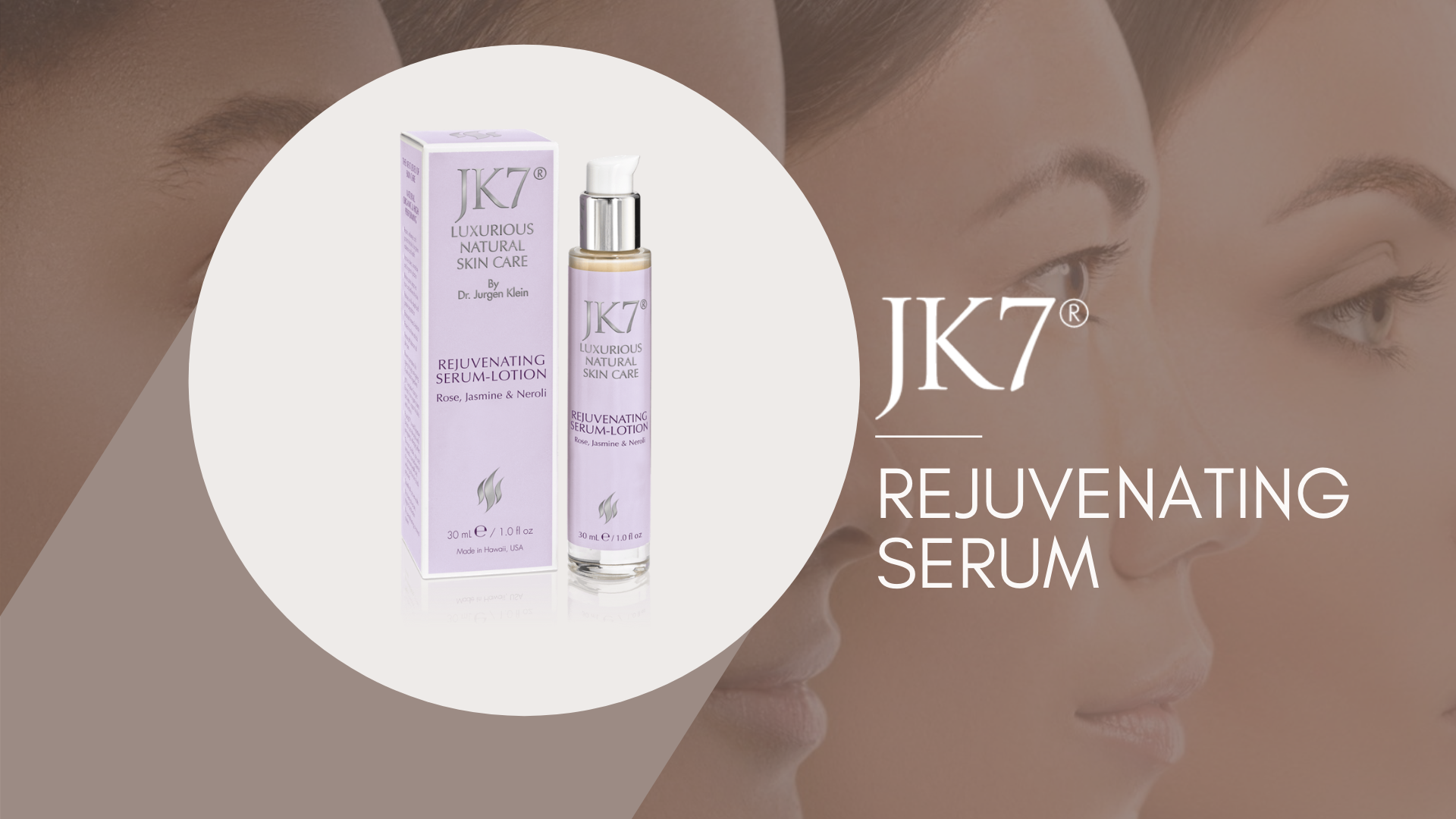 JK7 Rejuvenating Serum