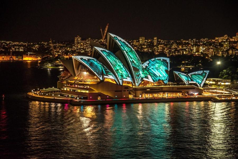 Sidney Oper House