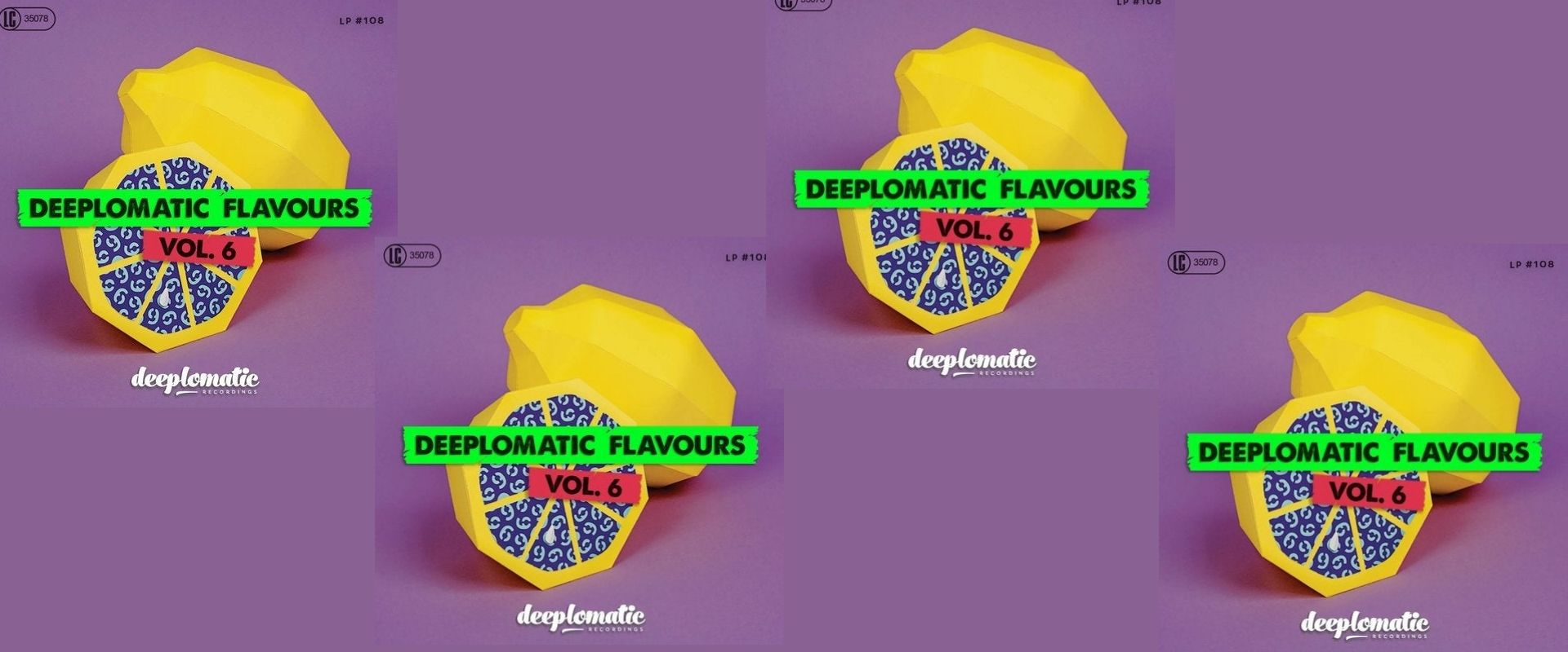 deeplomatic flavours