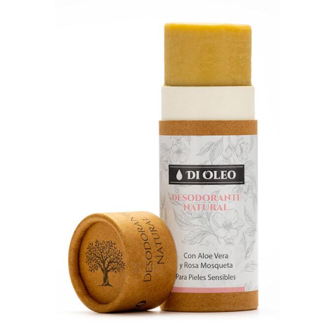 Desodorante Natural para pieles sensibles de Di Oleo