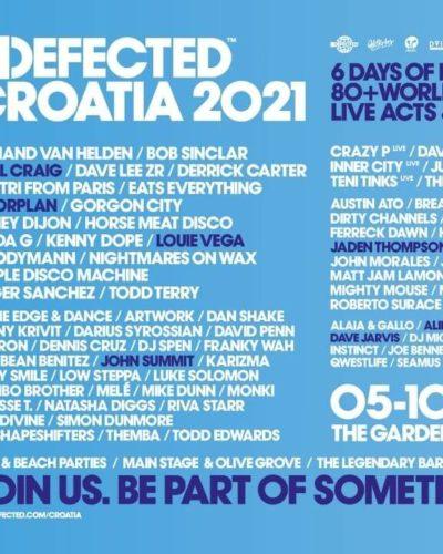 Defected Croatia Festival
