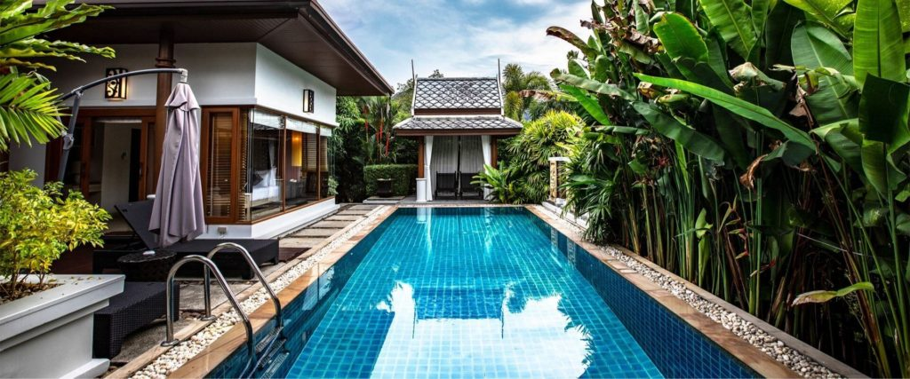 Pimann Buri Luxury Pool Villas