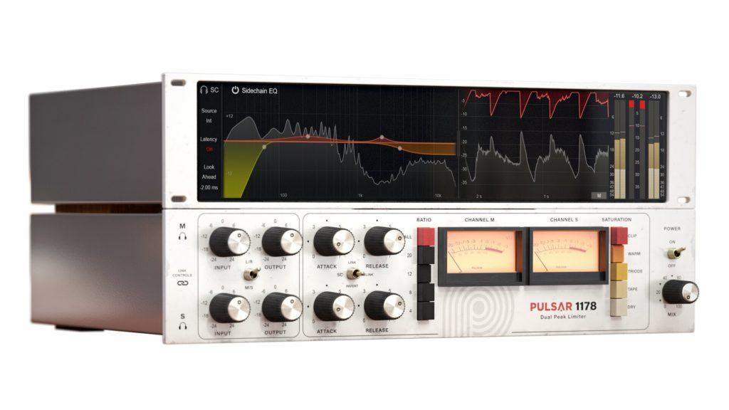 Pulsar 1178 compresor sonido