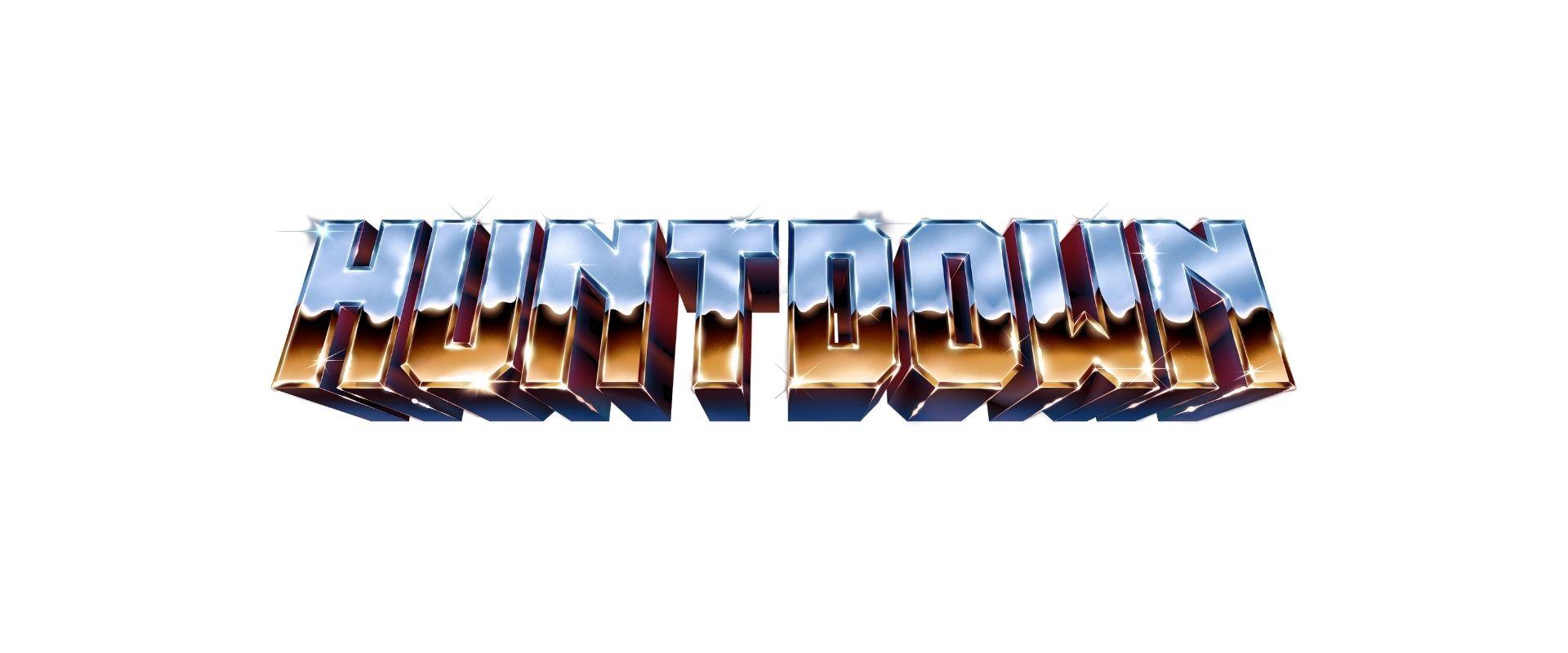 Logo Huntdown arcade
