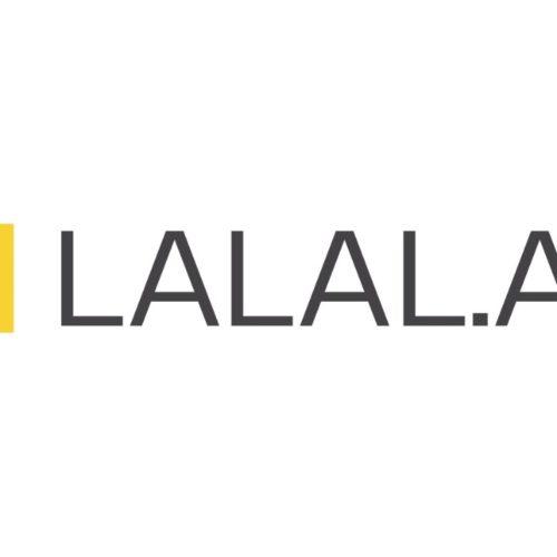 Logotipo LALAL.AI