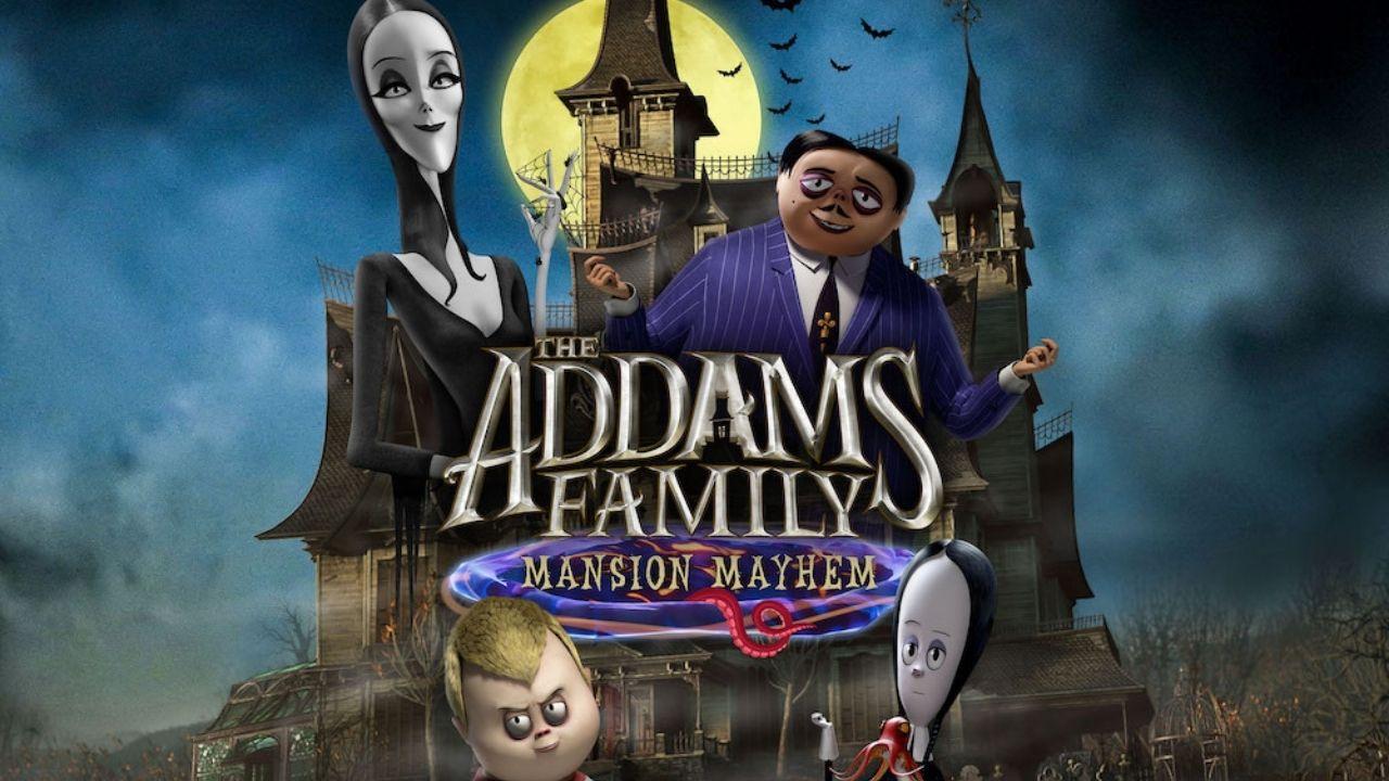 Familia Addams videojuego